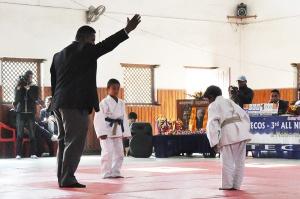 Cutest judo participants ever